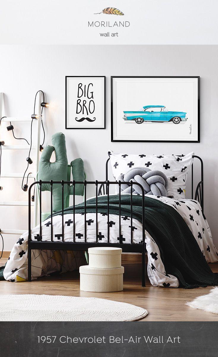 Car Print Clic Wall Art