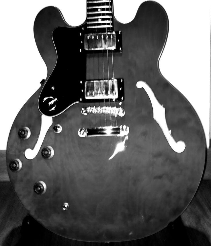 Jude's guitar