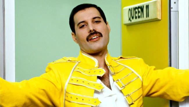 8 Reasons To Celebrate With Freddie Mercury On His Birthday....