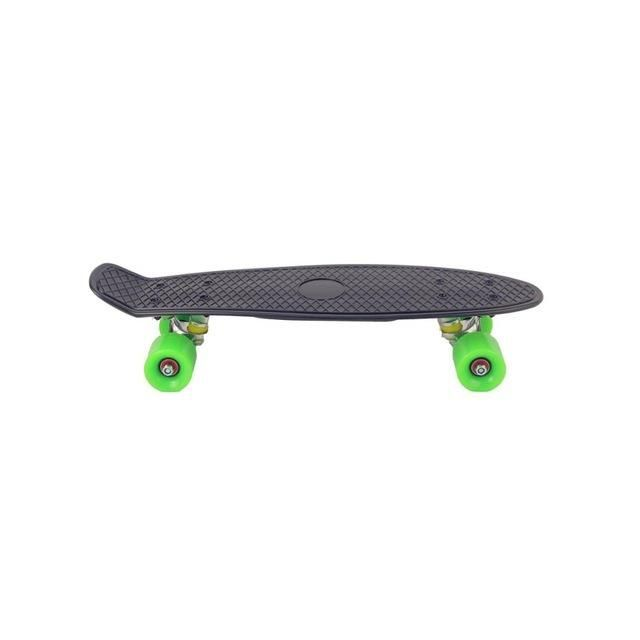 City Style Project 5 Pastel Color Four-wheel 22 Inches Mini Cruiser Skateboard Street Long Skate Board Outdoor Sports For Adult or Children #CityStyle