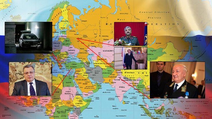 Νεκρός ο Ρώσος πρέσβης στην Ινδία – Ο πέμπτος κατά σειρά