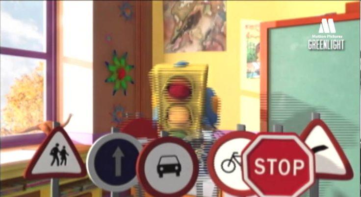Agentes do transito, Educação segurança rodoviária para crianças, desenh...