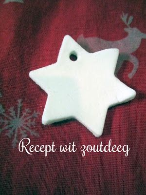 MizFlurry: 13 Kerstboomversiering zoutdeeg knutselen