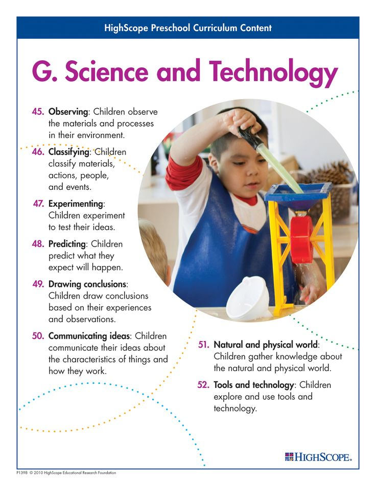 This book explains how children's understanding of science and technology develops and how adults can effectively and intentionally support this process. Through hands-on materials and multisensory experiences that build on children's discoveries, adults can help children develop the skills associated with scientific thinking.