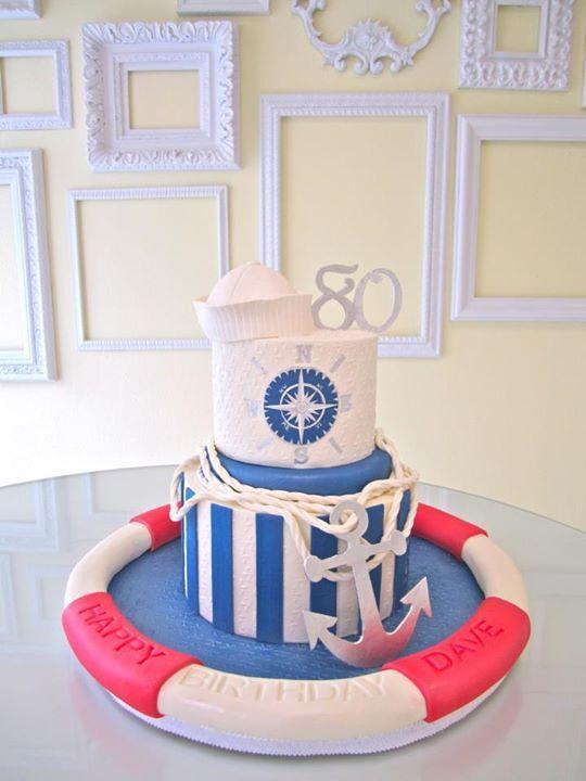 amazing navy cake!