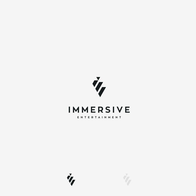 Logo for a Virtual Reality / Augmented Reality Software Company by spycounter