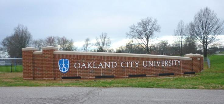 Oakland City University, Oakland City, IN