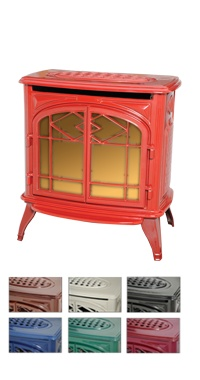 Love this pellet stove