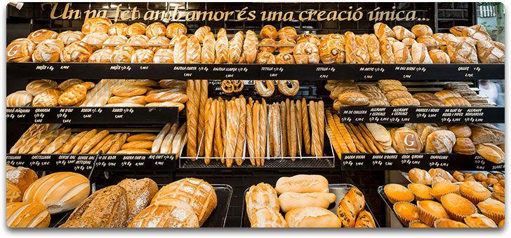 Panaderias Granier - Expositor Pan