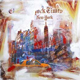 Nelson Fabiano - New York - Paintbrush