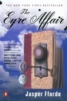 "Oh my! -- stumbled on to this in Audio Books and was hooked on the whole series.  ""The Eyre Affair"" by Jasper Fforde"