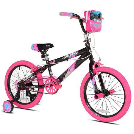 Sports Outdoors Pink Bike Bikes Girls Kids Bike
