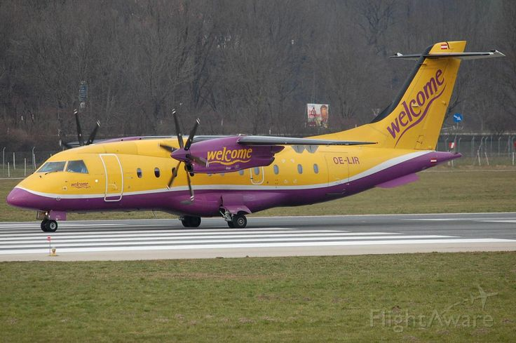 Photo of WLC Fairchild Dornier 328 (OE-LIR) ✈ FlightAware