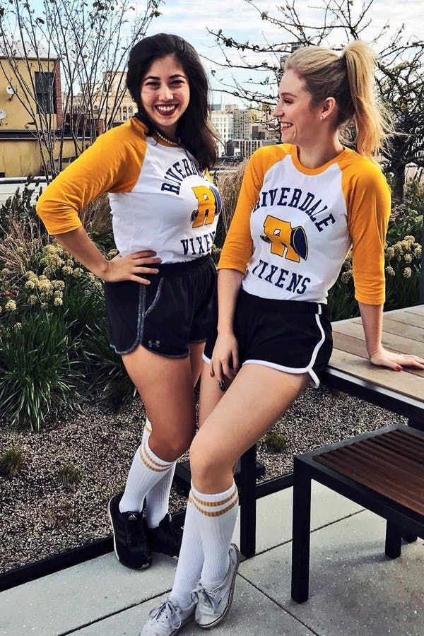 RIVERDALE. These Are the Top Halloween Costumes for 2018