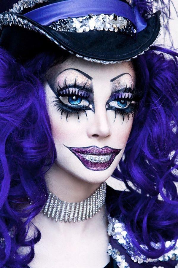 38 best Halloween Makeup Ideas images on Pinterest   Halloween ...