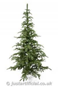 Artificial Noble Fir Christmas Tree