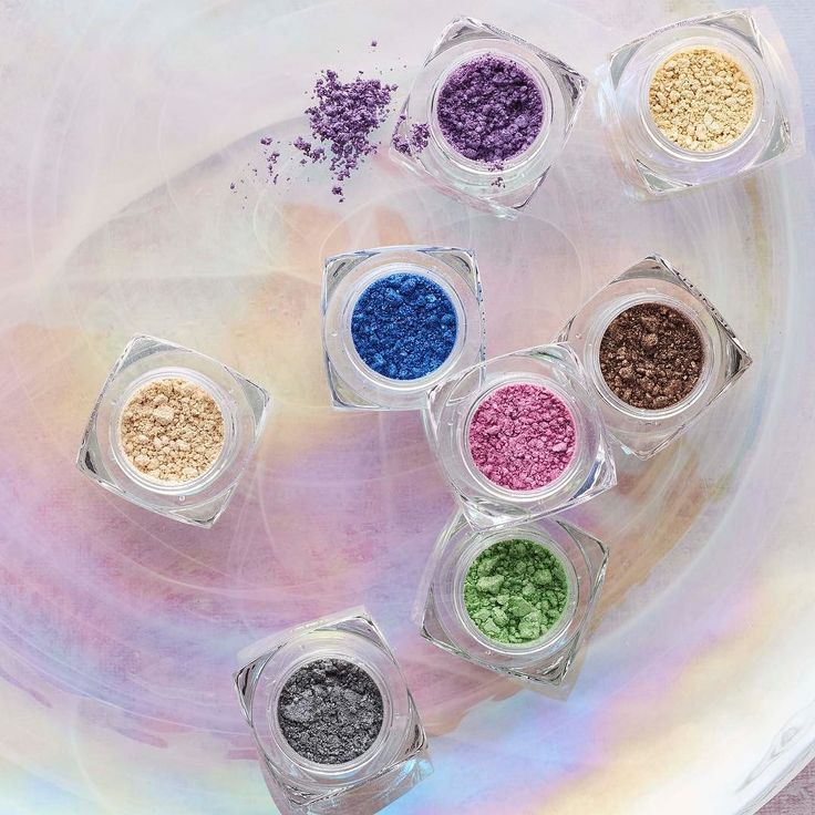 Unleash the power of the rainbow with our Moodstruck Minerals Pigment Powders before they are gone forever! Get six boldly beautiful pigment powder colors of your choice and a FREE liner/shader brush before July 31st when our pigments will disappear into the sunset! Shop this Kudos at the link in our bio! #Pigment #Blending #Eyeshadow #PinkEyeshadow #PurpleEyeshadow #SmokyEye #SmokeyEyes #EyeLook #sunseteyes #summermakeup #Beautiful #Pastel #Eyeliner #Eyes