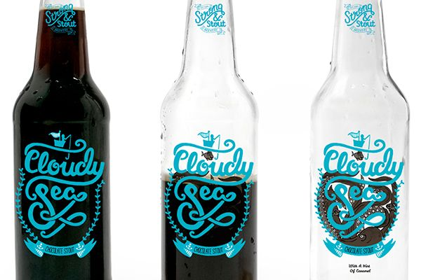 Strong & Stout Brewery on Behance