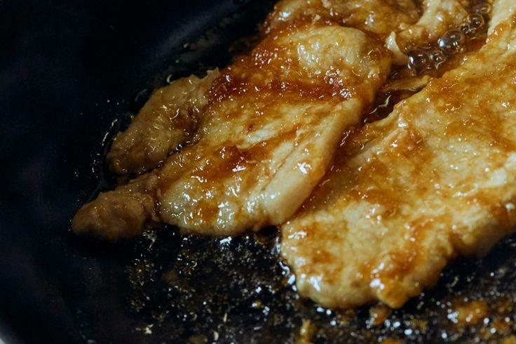 8時間かける「究極のショウガ焼き」~ふっくら濃厚、まるでうな重~   オトコノキッチン