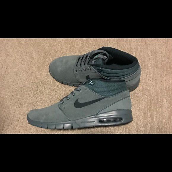 Nike Stefan Janoski Max Mid Skate Shoes