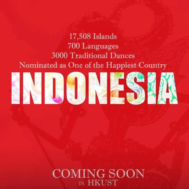 Indonesia it's my country