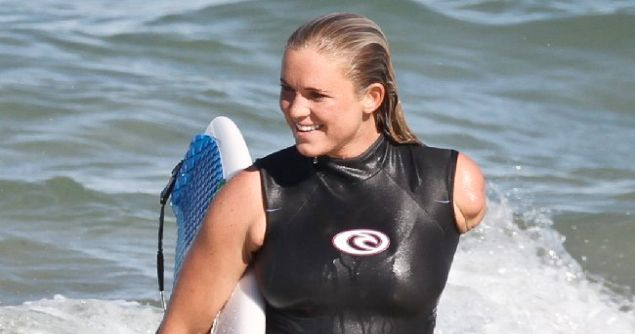 Fairy Tale Wedding for Soul Surfer, Bethany Hamilton | Movieguide | The Family Guide to Movie Reviews