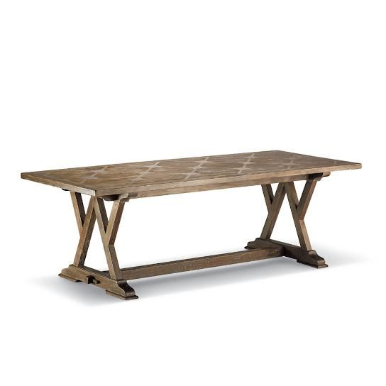 Cordoba Parquetry Dining Table