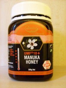 Manuka honey is supposed to be top of the line honey for health. Gonna buy some and see if it really makes a difference from using organic local honey.