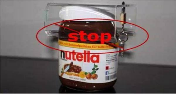 Voici quatre ingrédients contenus dans Nutella et qui qui sont dangereux pour la santé.