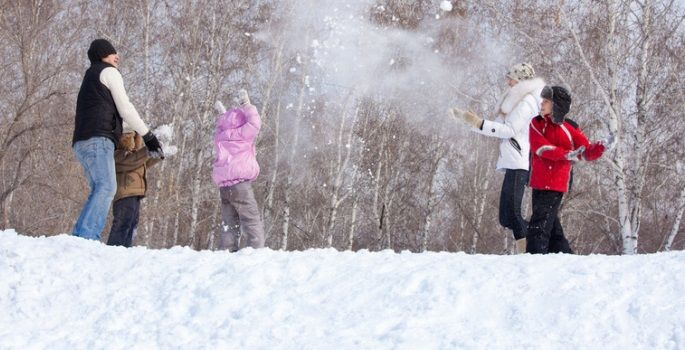 The science of eating snow