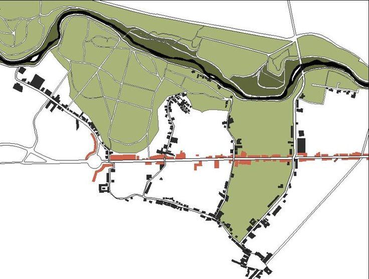 Piano per un'area fluviale di Nichelino, Nichelino, 2013 - Alessandro Zuccolo