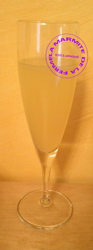 Soupe angevine (Thermomix)