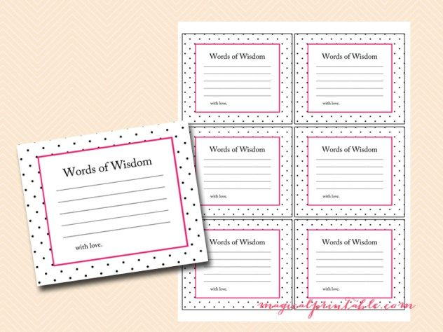 kate spade inspired bridal shower, Bridal Shower Ideas on Decorations, Themes, Bridal Shower Favors and Games, FREE Printable Bridal Shower Games, Printable Favors