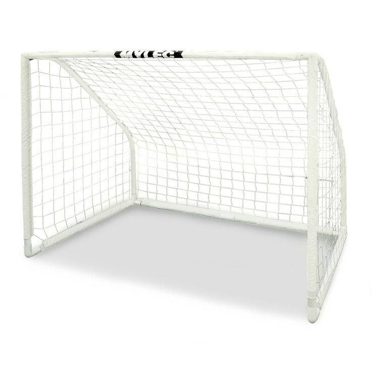 Have to have it. Mylec Deluxe Portable Soccer Goal - 6' x 5' - $63.96 @hayneedle