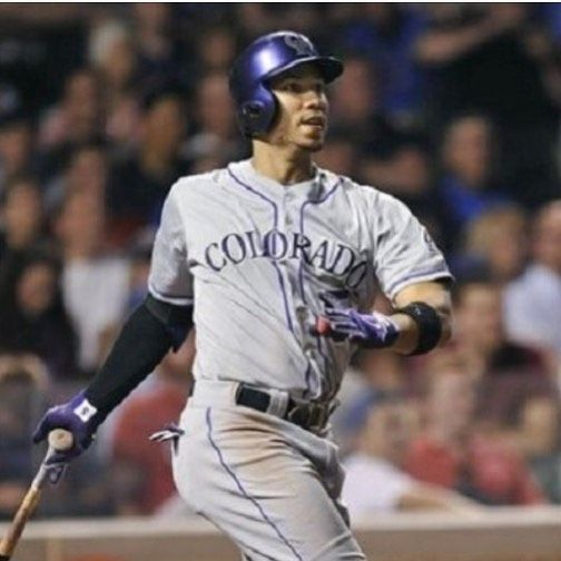 The astros giants and padres have all submitted offers for Rockies outfielder Carlos Gonzalez  #cardinals #cubs #reds #brewers #pirates #news #mlb #traderumors #marlins #braves #nationlas #mets #phillies #rockies #padres #dodgers #giants #diamondbacks #NL #NLcentral #NLwest #NLeast