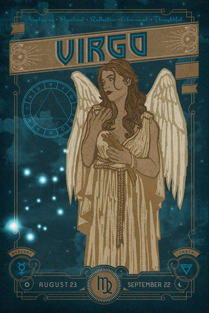 zodiac virgo ingvardtheterrible deviantart virgo art astrology virgo virgo