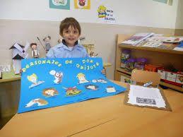 Risultati immagini per don quijote proyecto escolar