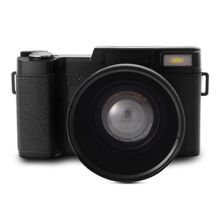 """24MP Цифровые Камеры FHD 1080 P Видео 3 """"ЖК Видеокамера с Широкоугольным Объективом LF748 купить на AliExpress"""