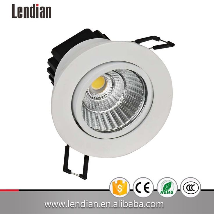 promotional price recessed led spot light 6W