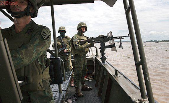 O Tio Sam está chegando...: Exército dos EUA participará de exercício militar na Amazônia
