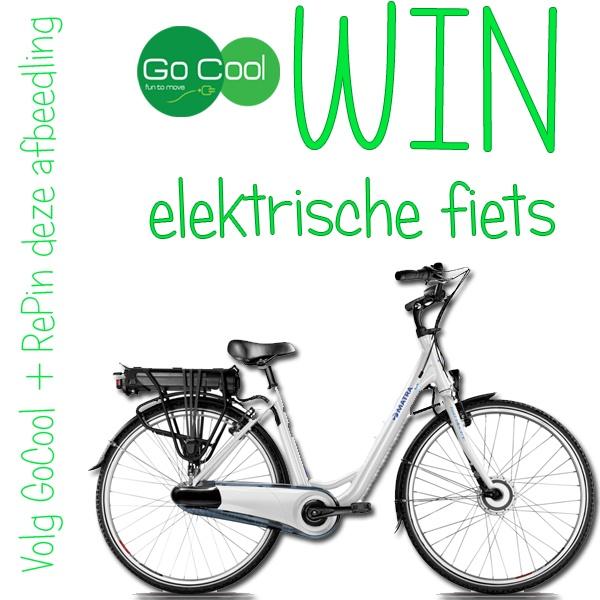 #Win! Een elektrische fiets! (Actie Alleen voor Nederland!). Repin deze foto + Volg @Gocool op Pinterest. Deelnemen kan ook op Facebook & Twitter. Op ieder platform maak je 1x kans, dus 3x wanneer je overal deelneemt.