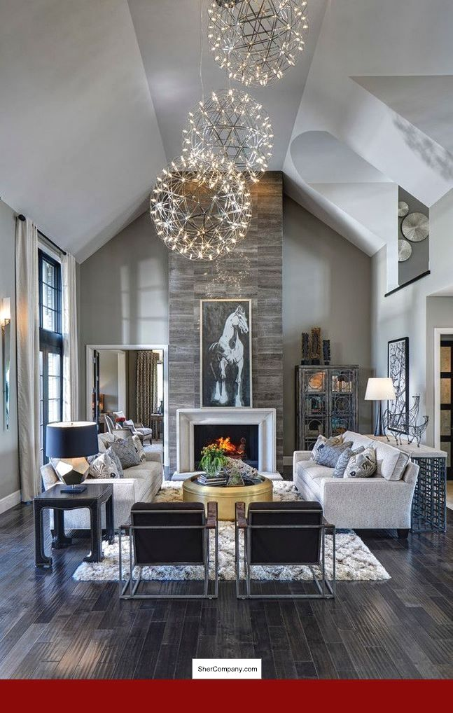Grey Wood Floor Decorating Ideas Grey Laminate Flooring Pics And Pics Of Kitchen Dining Liv Living Room With Fireplace Rustic Living Room Living Room Lighting