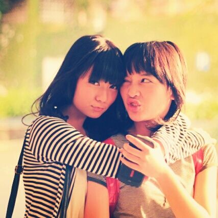 Good morning..  Photo with +Devi Kinal Putri :)