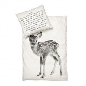 Dear Baby Duvet, Cover/Case, 70x100