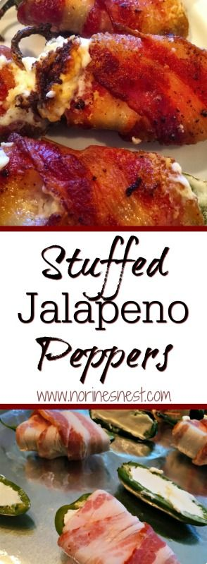 Grilled Stuffed Jalapeno Peppers are AMAZING!!! Even better than regular Jalapeno Poppers! A fantastic side dish any time of year and I'm sharing my best tips to help you make them fantastic!