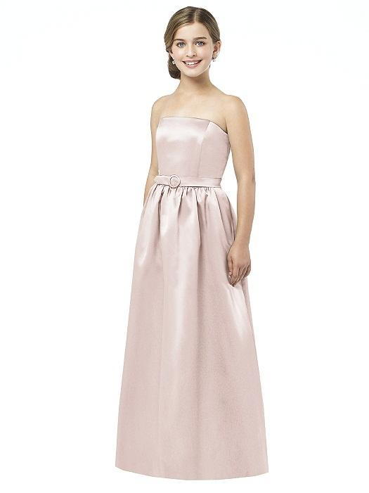 37 besten Girl\'s Blush Dresses Bilder auf Pinterest | Blumenmädchen ...