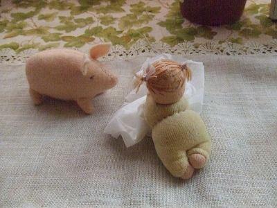 ウォルドルフ人形 - 何から話そう。 - Yahoo!ブログ