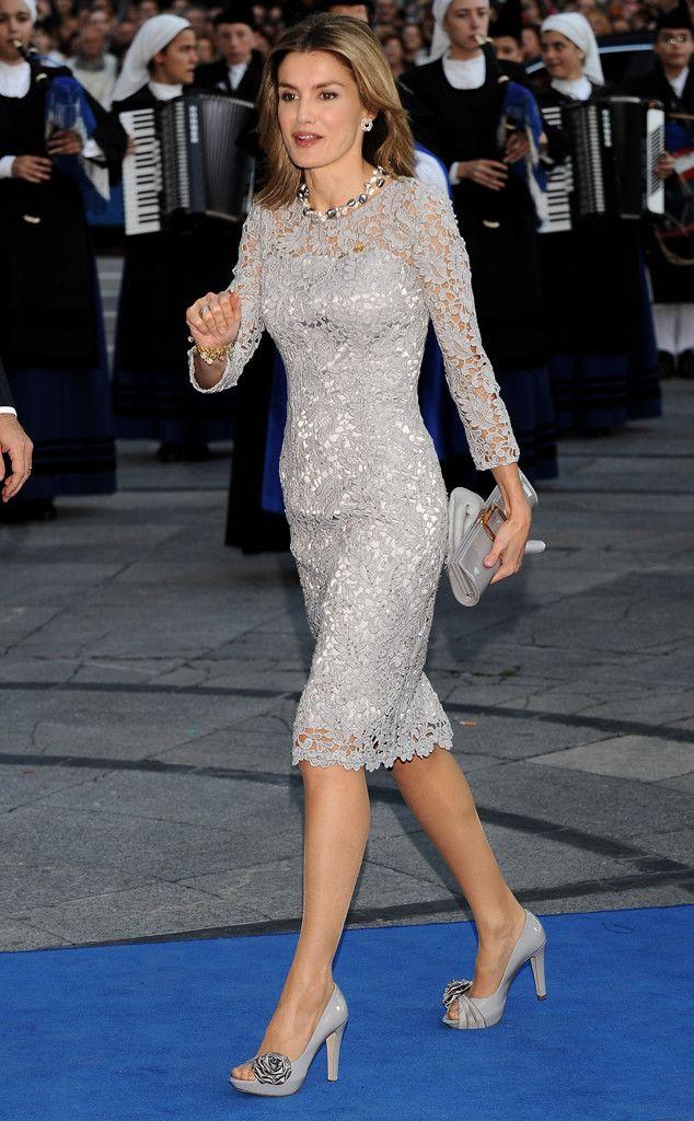 [Código: LETIZIA 0177] Su Majestad la Reina Doña Letizia