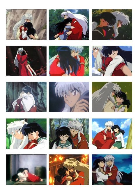 1000+ images about Inuyasha and Kagome on Pinterest ...