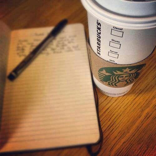 <3 Starbucks